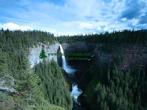 Helmcken Falls, Wells Gray Park, British Columbia, Canada CM11-04