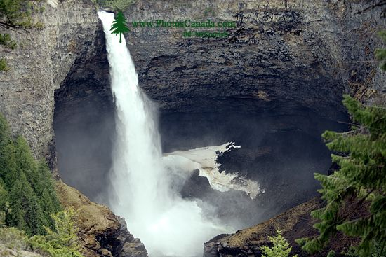 Helmcken Falls, Wells Gray Park, British Columbia, Canada CM11-08