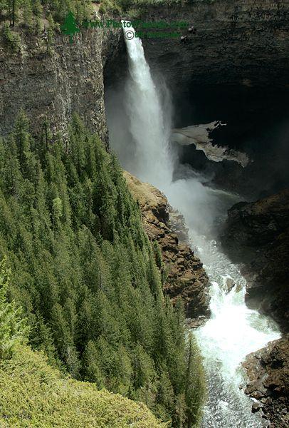 Helmcken Falls, Wells Gray Park, British Columbia, Canada CM11-07