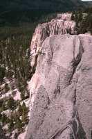 Hoodoos, South East Kootenays, British Columbia, Canada CM11-028