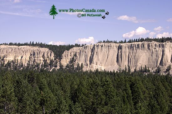 Hoodoos, South East Kootenays, British Columbia, Canada CM11-001
