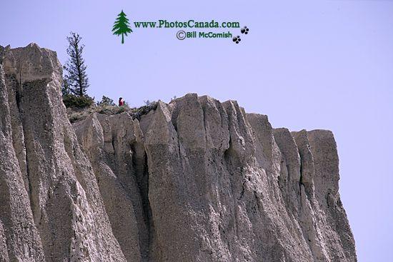 Hoodoos, South East Kootenays, British Columbia, Canada CM11-007