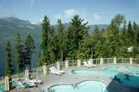 Halcyon Hot Springs, Arrow Lakes, British Columbia, Canada CM11-005