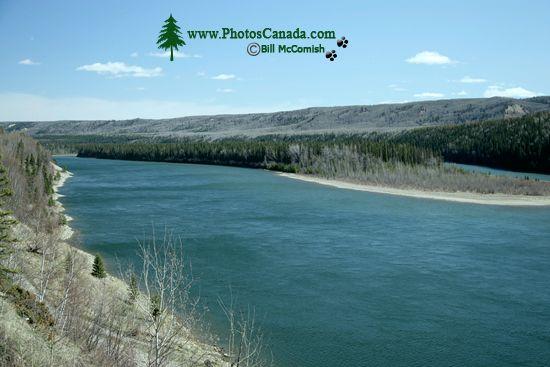Peace River, Hudsons Hope, British Columbia CM11-02