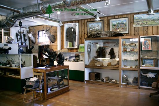 Hudsons Hope Museum, British Columbia CM11-04