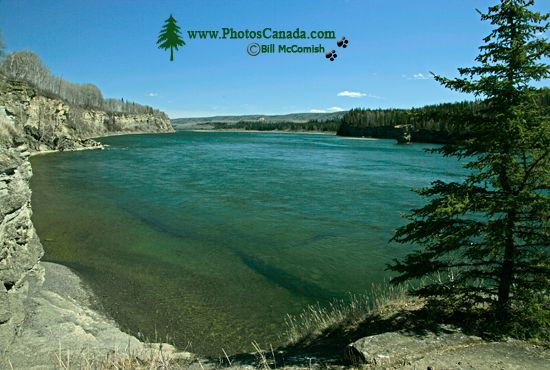 Peace River, Hudsons Hope, British Columbia CM11-05
