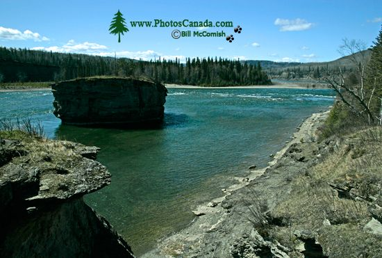 Peace River, Hudsons Hope, British Columbia CM11-07