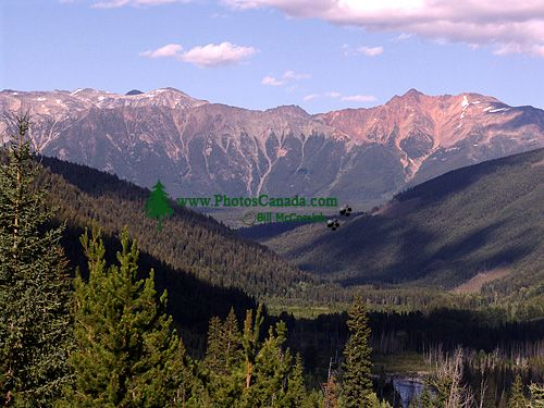 Hurley Pass, Pemberton Valley, Gold Bridge, British Columbia, Canada  06