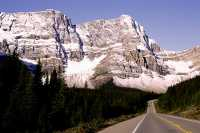 Icefields Parkway, 2011, Banff & Jasper National Parks, Alberta, Canada CM11-065