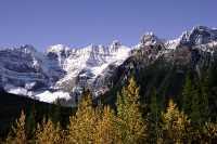 Icefields Parkway, 2011, Banff & Jasper National Parks, Alberta, Canada CM11-071