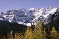Icefields Parkway, 2011, Banff & Jasper National Parks, Alberta, Canada CM11-072