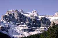 Icefields Parkway, 2011, Banff & Jasper National Parks, Alberta, Canada CM11-076