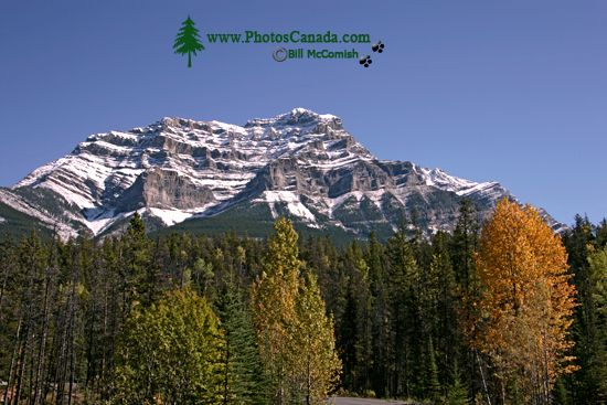 Icefields Parkway, Fall 2010, Banff and Jasper National Parks, Alberta, Canada CM11-002
