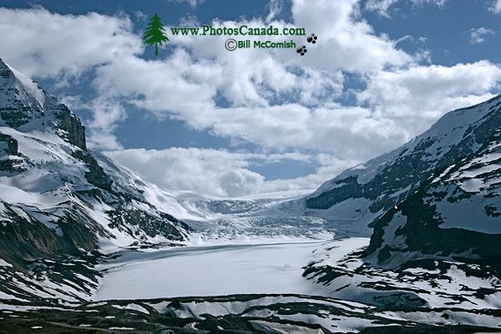 Columbia Icefields, Icefield Parkway, Jasper National Park CM11-001