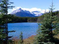 Herbert Lake, Icefields Parkway, Banff National Park, Alberta, Canada 26