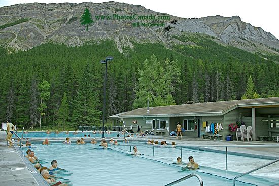 Miette Hot Springs, Jasper National Park, Alberta, 011