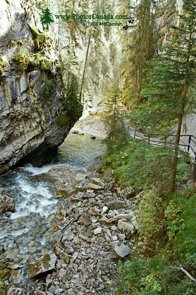 Johnson Canyon, Banff National Park, Alberta CM11-03
