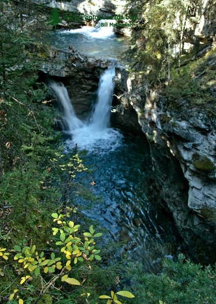Johnson Canyon, Banff National Park, Alberta CM11-09