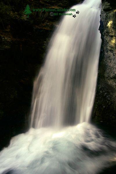 Lower Falls, Johnson Canyon, Banff National Park, Alberta CM11-06