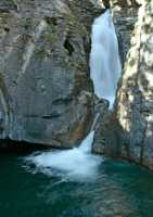 Lower Falls, Johnson Canyon, Banff National Park, Alberta CM11-07