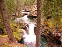 Johnston Canyon, Banff National Park, Alberta, Canada 02