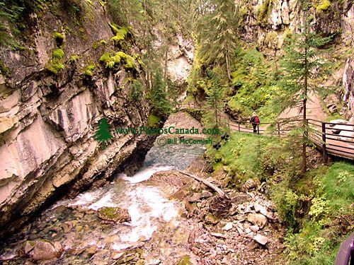 Johnston Canyon, Banff National Park, Alberta, Canada 03