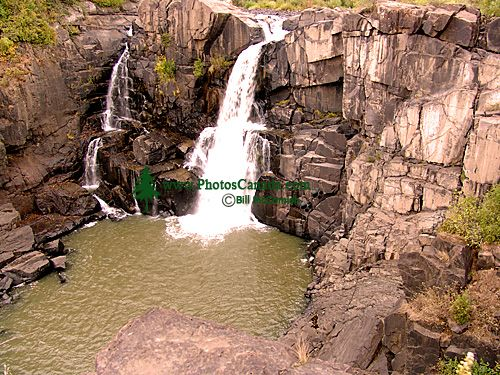 High Falls, Pigeon River  Provincial Park, Ontario, Canada 06