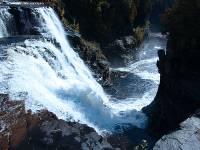 Highlight for Album:  Quimet Canyon Photos, Ontario Stock Photos