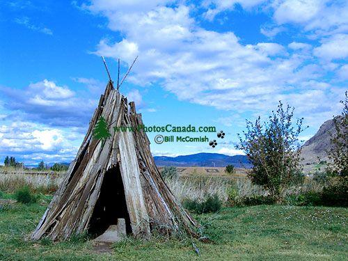 Secwepemc Heritage Park, Kamloops, British Columbia, Canada 04