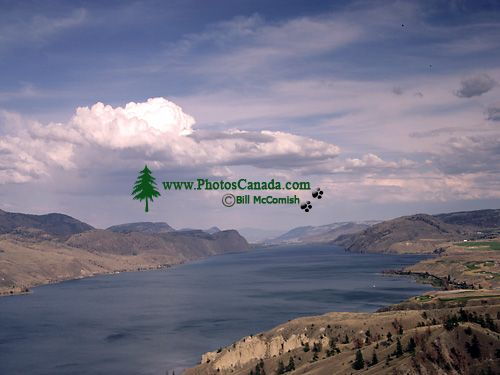 Kamloops Lake, Thompson River, British Columbia, Canada CM11-03