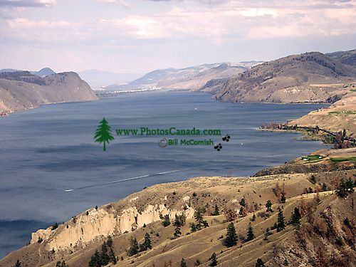 Kamloops Lake, Thompson River, British Columbia, Canada CM11-02