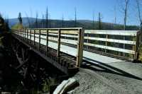Kettle Valley Trestles, Kelowna, British Columbia, Canada CM11-001