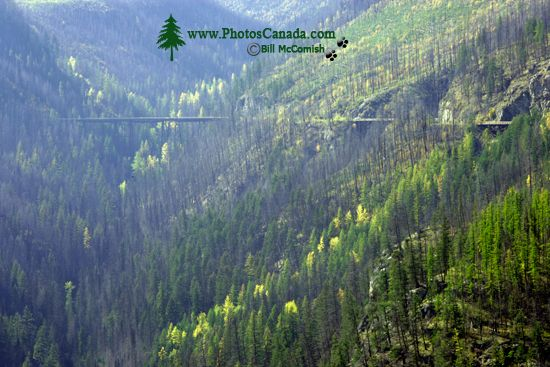 Kettle Valley Trestles, Kelowna, British Columbia, Canada CM11-002