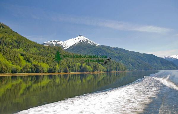 Khutzeymateen Inlet, Gateway To Khutzeymateen Grizzly Sanctuary, British Columbia, CM11-01