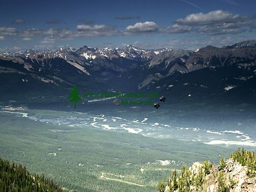 Kicking Horse Ski Resort, Golden, British Columbia, Canada CM11-07