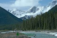 Highlight for Album: Kootenay National Park 2009 Photos, British Columbia, Canadian National Parks Stock Photos