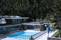 Radium Hotsprings, Kootenay National Park 2009, British Columbia CM11-17