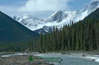 Highlight for Album: Kootenay National Park of Canada Photos, British Columbia, Canada, Canadian National Parks Stock Photos