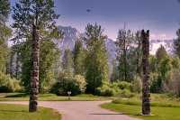 Ksan Historical Native Village, Hazelton, British Columbia, Canada CM11-05
