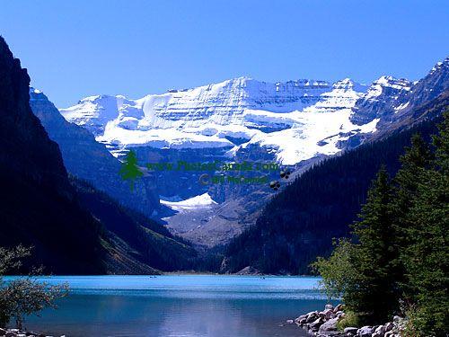 Lake Louise, Banff National Park, Alberta, Canada  01
