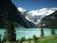 Lake Louise, Banff National Park, Alberta, Canada CM11-08
