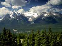 Lake Louise, Banff National Park, Alberta, Canada CM11-05