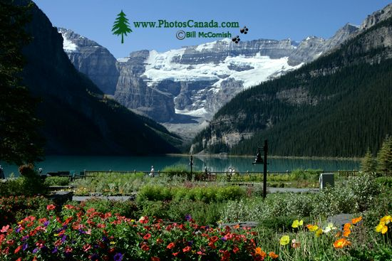 Lake Louise, Banff National Park, Alberta CM11-001