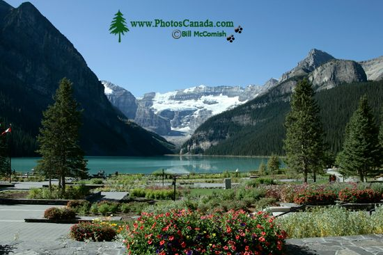 Lake Louise, Banff National Park, Alberta CM11-003