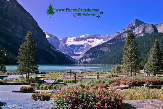 Lake Louise, Banff National Park, Alberta CM11-004