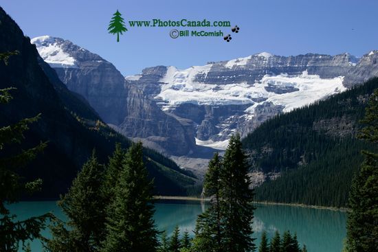 Lake Louise, Banff National Park, Alberta CM11-005