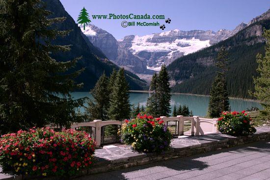 Lake Louise, Banff National Park, Alberta CM11-006
