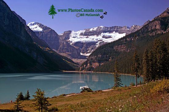 Lake Louise, Banff National Park, Alberta CM11-008