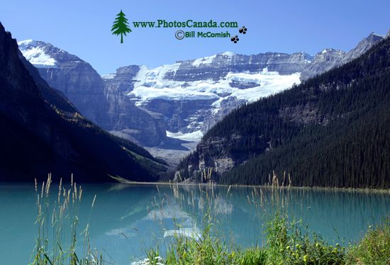 Lake Louise, Banff National Park, Alberta CM11-009
