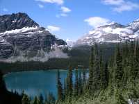 Lake O'Hara, Yoho National Park, British Columbia,Canada CM11-07